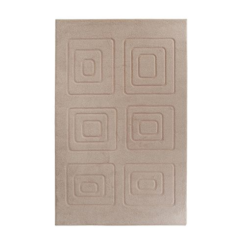 Lanart Rug Cosmopolitain Beige Tan 2 ft. 6-inch x 8 ft. Indoor Rectangular Area Rug