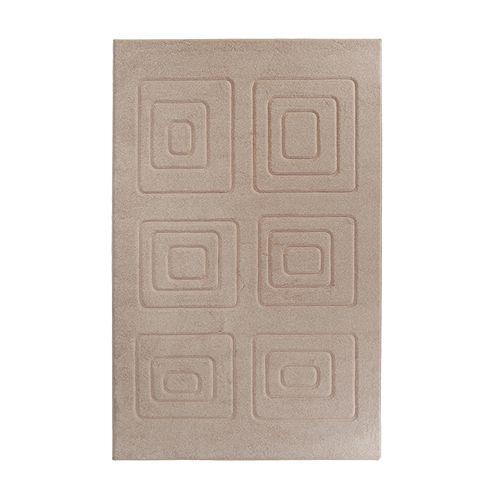 Lanart Rug Cosmopolitain Beige Tan 8 ft. x 10 ft. Indoor Rectangular Area Rug