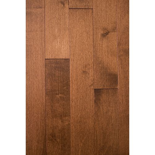 Maple-Sahara Solid Hardwood Flooring