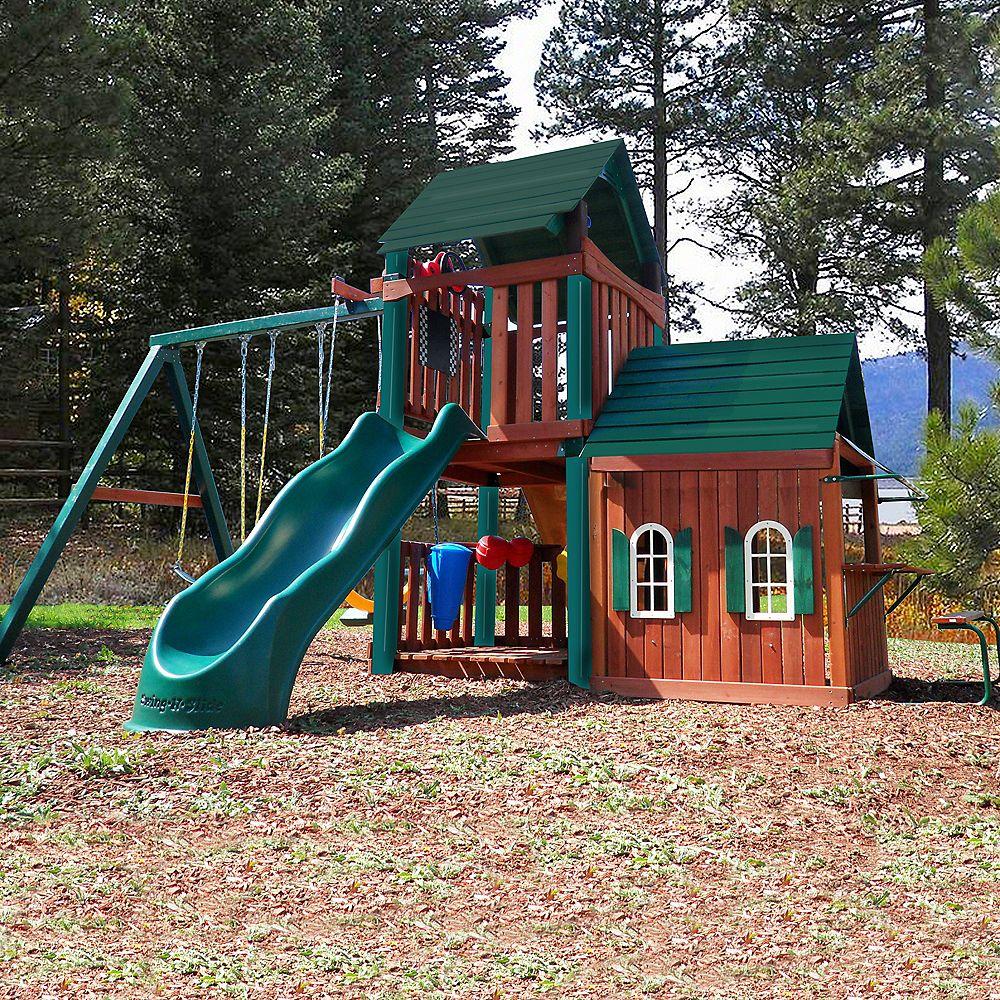 Swing-N-Slide Palace Playhouse