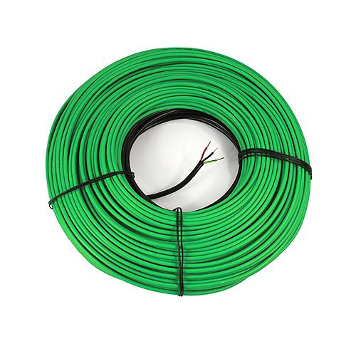240V Snow Melting Cable for 62.75 sq. ft.