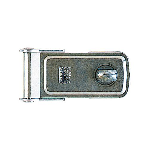 4-1/2 In. Zinc Plated(2c) Rotating Post Safety Hasp