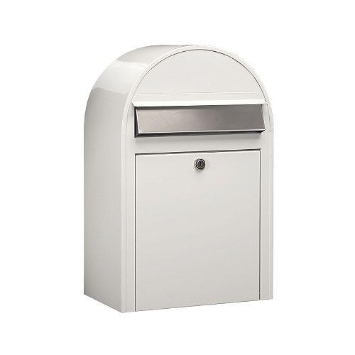 Boîte aux lettres Blanche