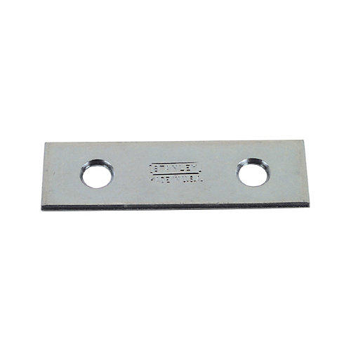 1-1/8 In. x 6 In. Zinc Plated (2c) Mending Plate