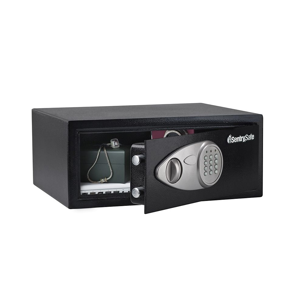 Sentry Safe Electronic Security Safe with Override Key, 0.7 cu.ft.