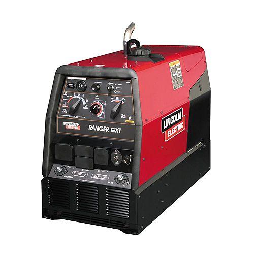 Groupe électrogène de soudage avec moteur à pompe de carburant électrique Ranger GXT