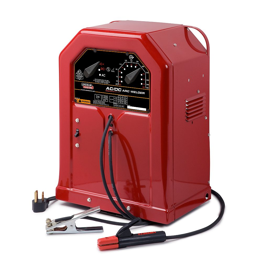 Lincoln Electric Ac Dc 225 125 Stick Welder The Home Depot Canada