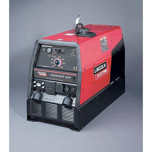 Groupe électrogène de soudage à pompe à carburant électrique Ranger 250 (Kohler)