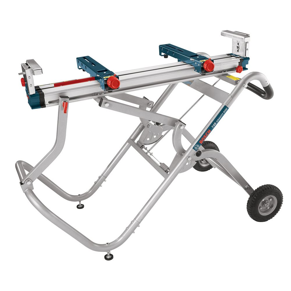 Bosch Gravity-Rise Mitre Saw Stand T4B