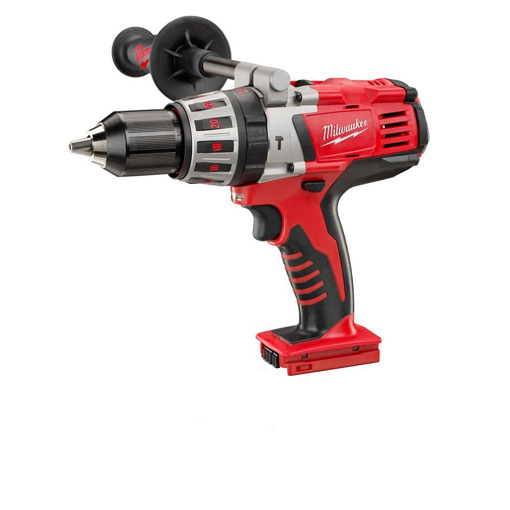 """Milwaukee Tool M28 28V  1/2"""" Hammer Drill (Tool Only)"""