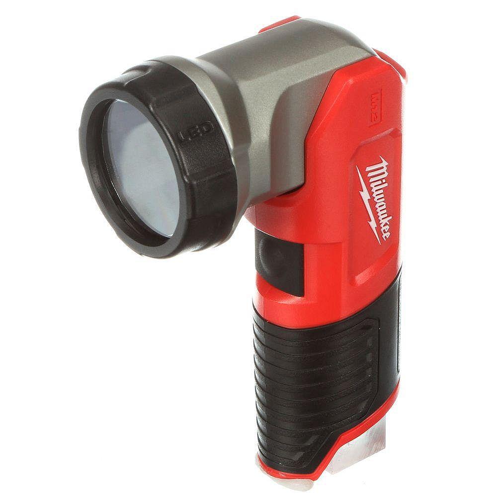 Milwaukee Tool M12 12V Li-Ion Cordless 100-Lumen LED Portable Work Flashlight (Tool-Only)