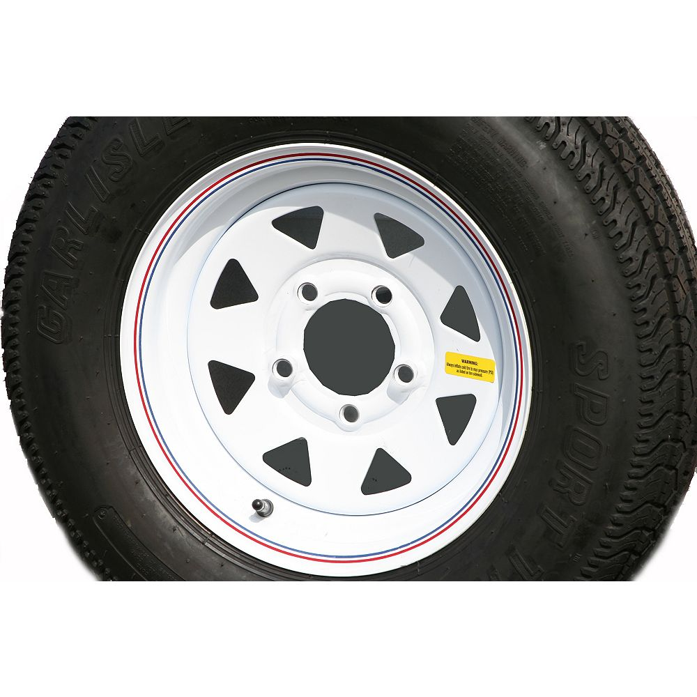 Linamar 12 inch Replacement Trailer Tire