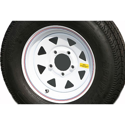 12 inch Replacement Trailer Tire
