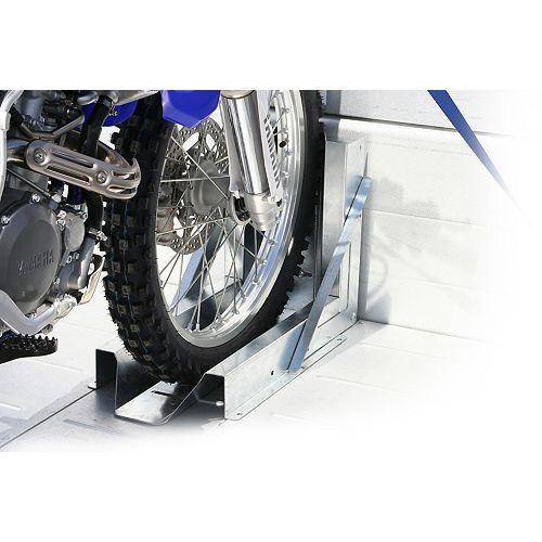Motorcycle Support Bracket for Marathon Trailers