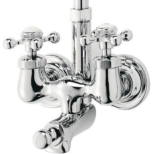 Bath/Shower Faucet in Chrome