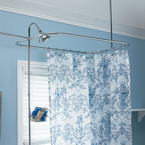 Shower Hoop & Riser Kit