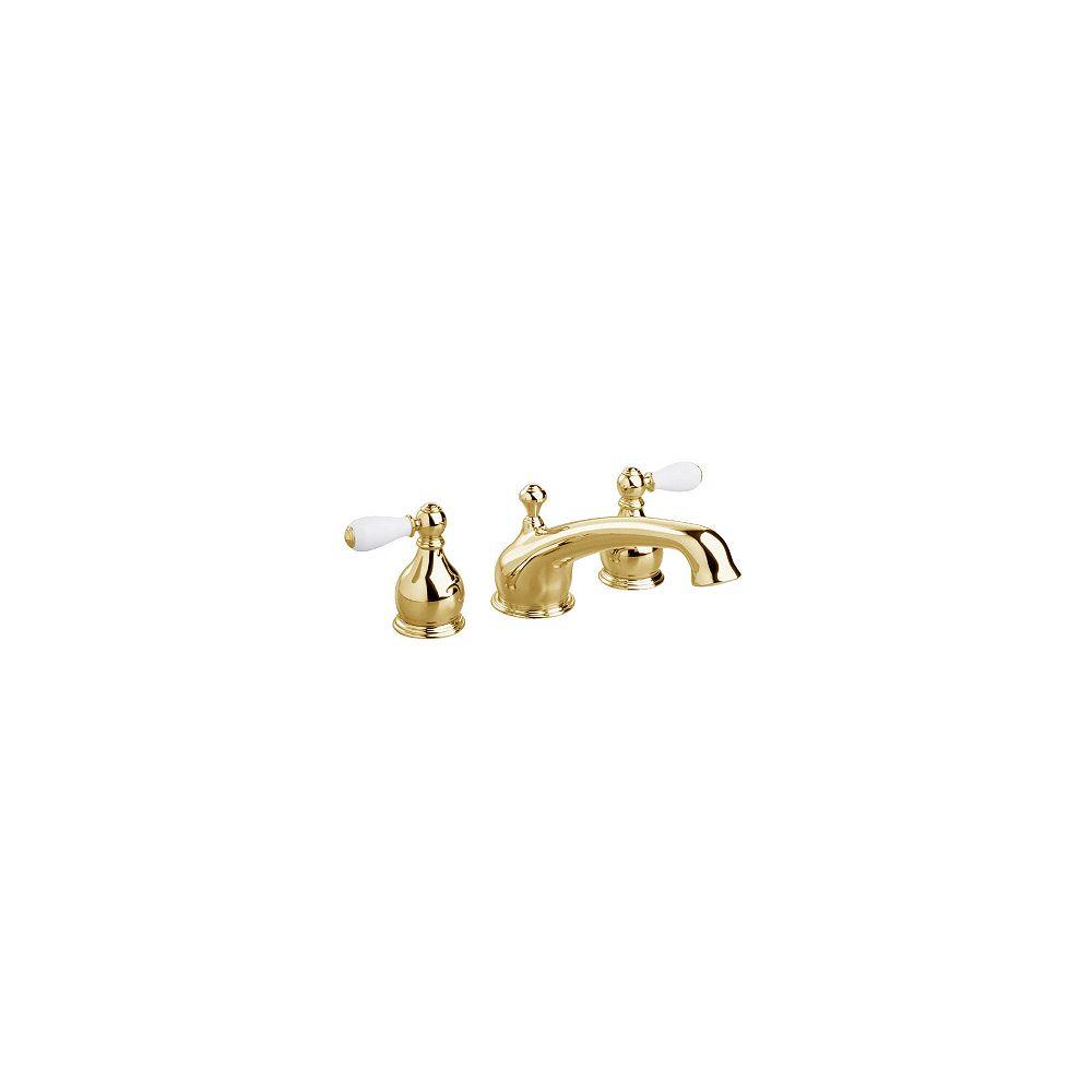 American Standard Williamsburg Polished Brass Roman Tub Faucet