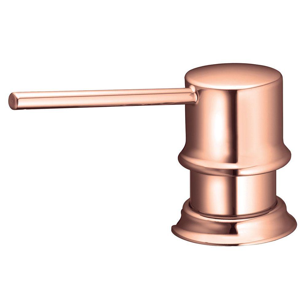 MOEN Aberdeen Soap Dispenser - Copper