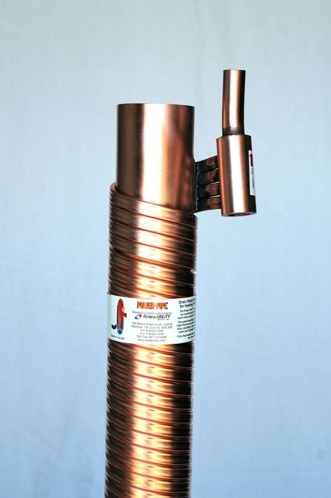 3-inch Diam, 48-inch Long (Price includes drain connectors)