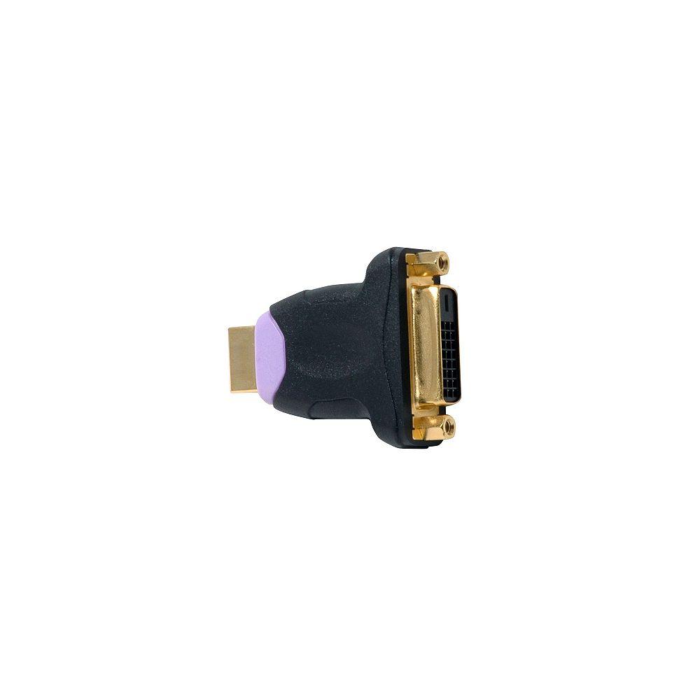 Platinum Link Adaptateur de câble à haute définition HDMI à DVI