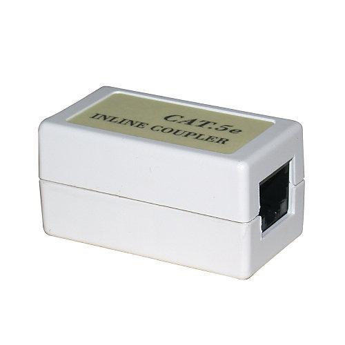Connecteur en ligne Cat5E