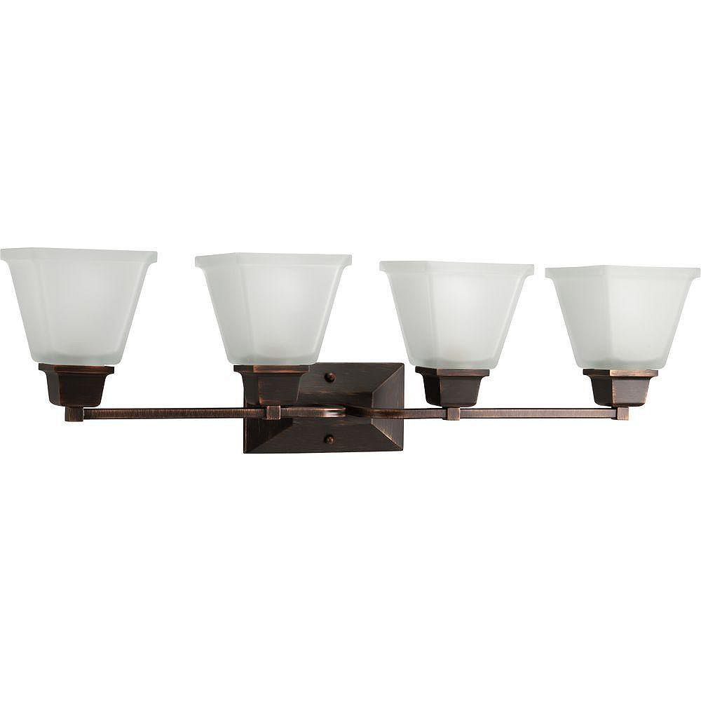Progress Lighting North Park Collection Venetian Bronze 4-light Wall Bracket