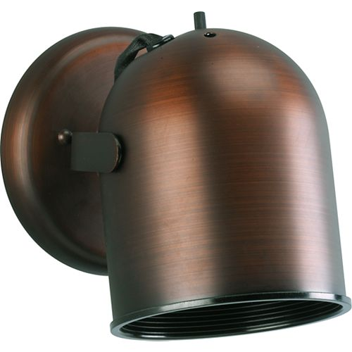 Urban Bronze 1-light Spotlight Fixture