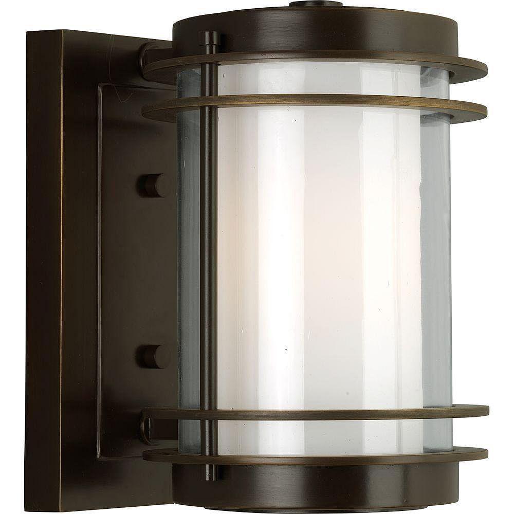 Progress Lighting Penfield Collection Oil Rubbed Bronze 1-light Wall Lantern