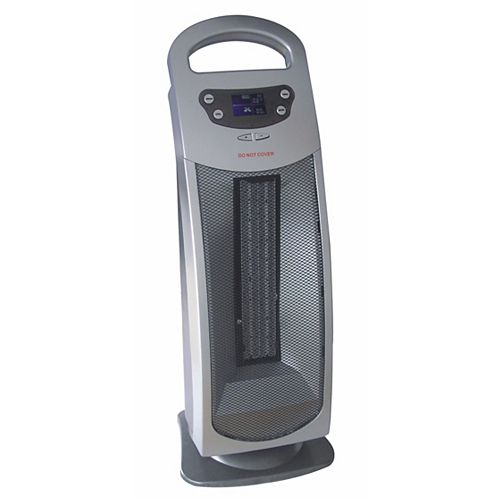Digital Ceramic Tower Heater