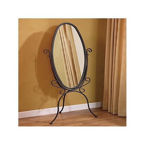 Psyché (miroir) en spirale Garden District