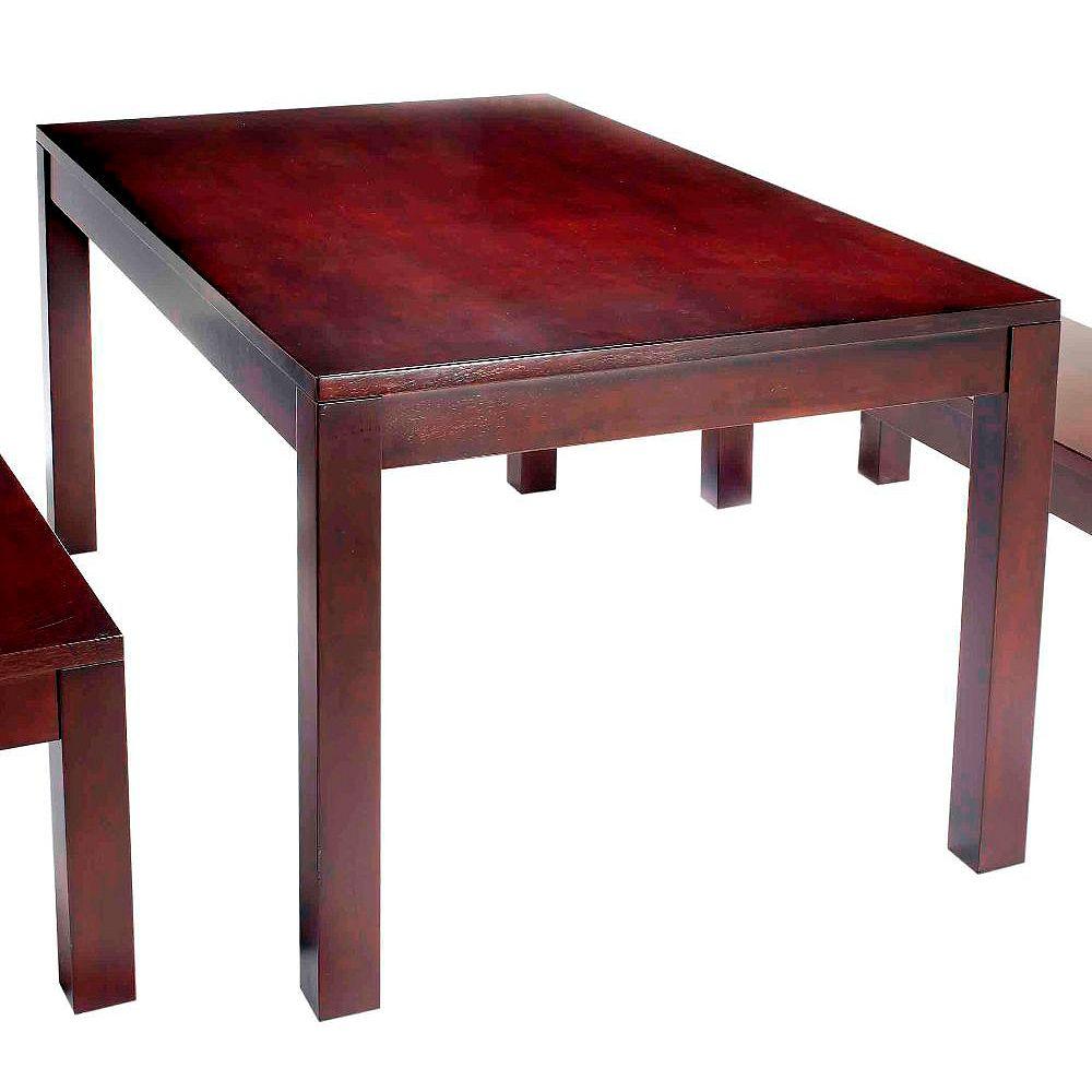 Worldwide Homefurnishings Inc. Mandalay table de salle a manger