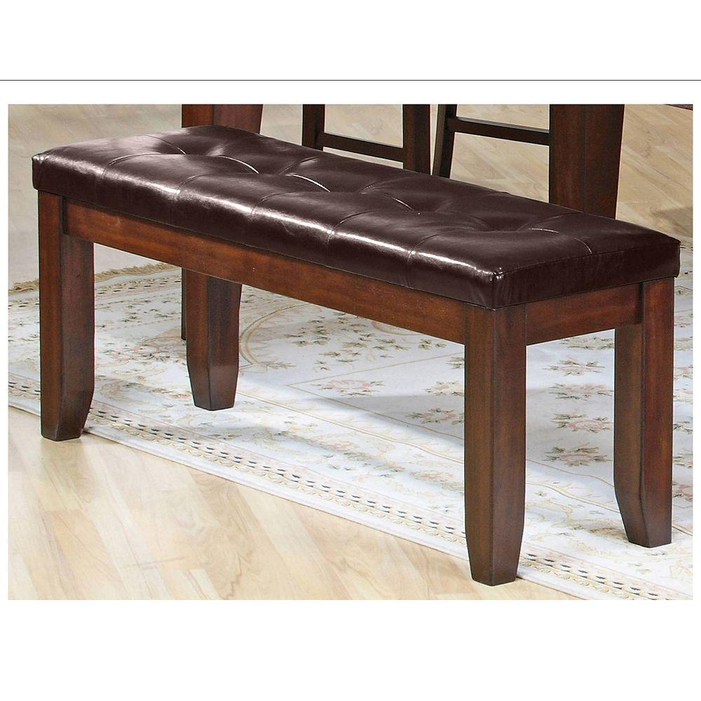 Worldwide Homefurnishings Inc. Oregon Double Bench