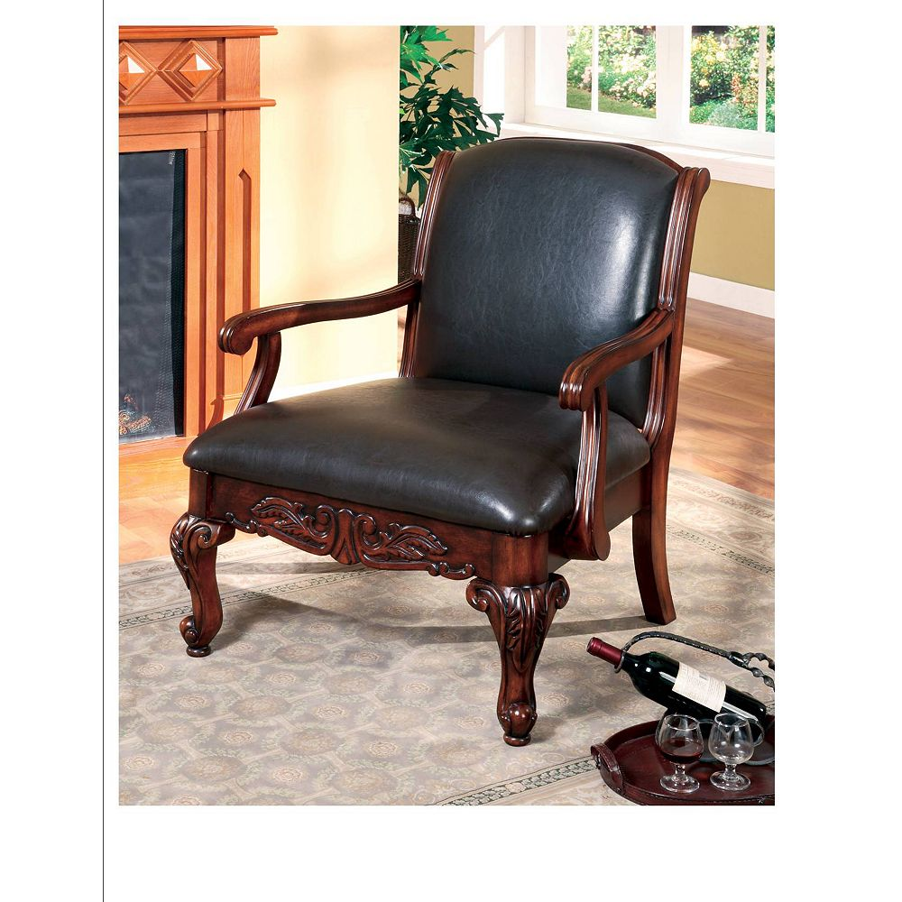 Worldwide Homefurnishings Inc. Tuscany Accent Chair