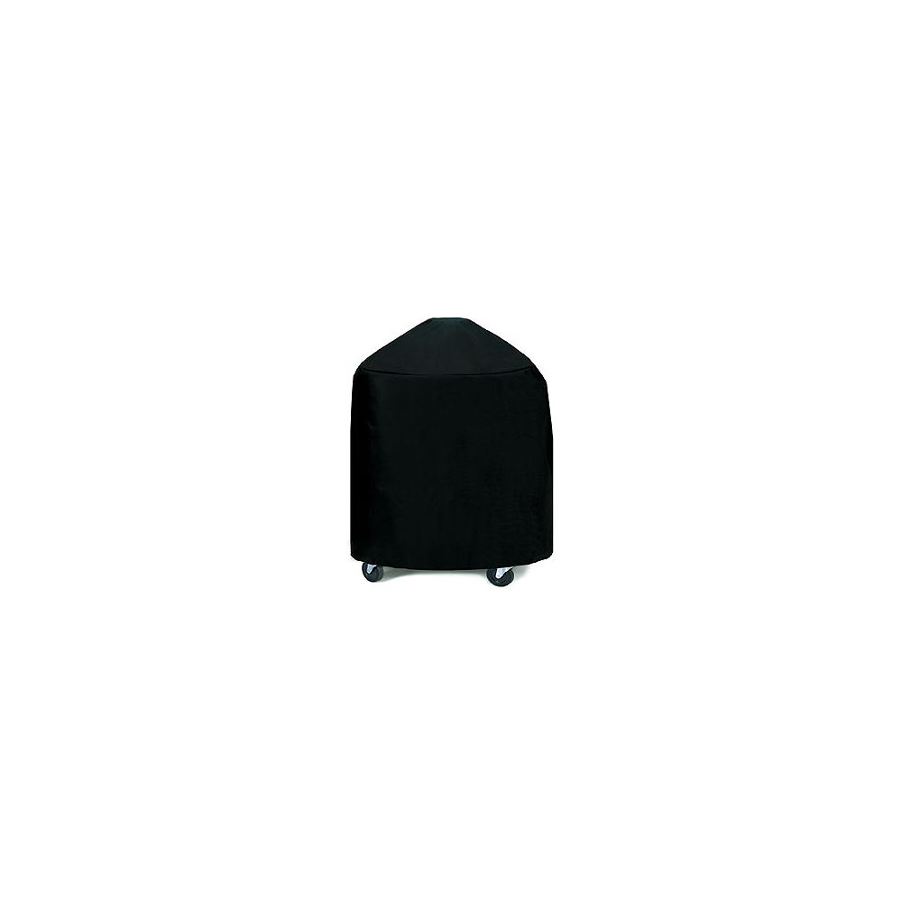 WeatherReady Round or Egg Style, Black Grill Cover - 33 Inches