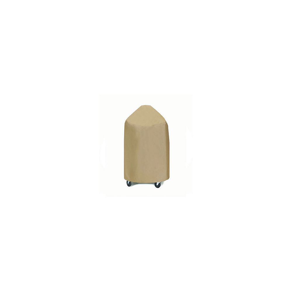 WeatherReady Round Or Egg Style, Khaki Grill Cover-22 Inches