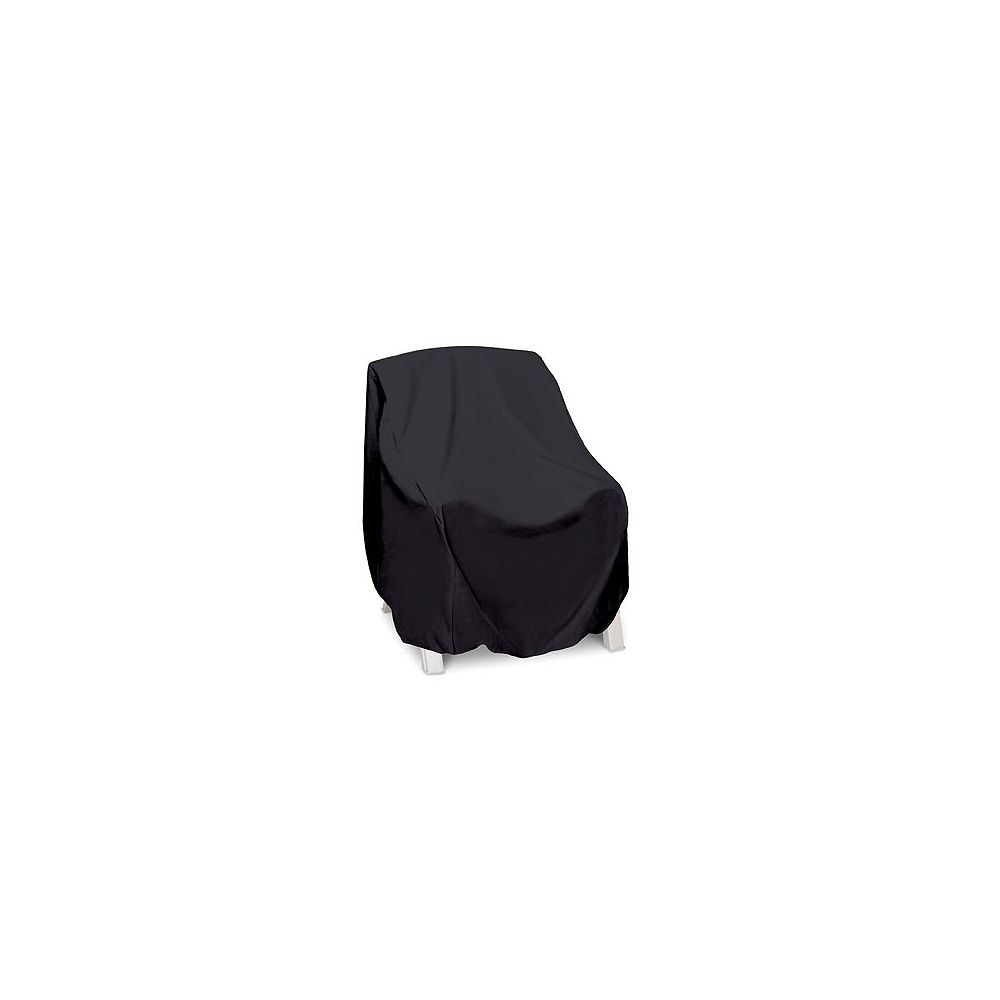 WeatherReady High Back Chair Cover in Black
