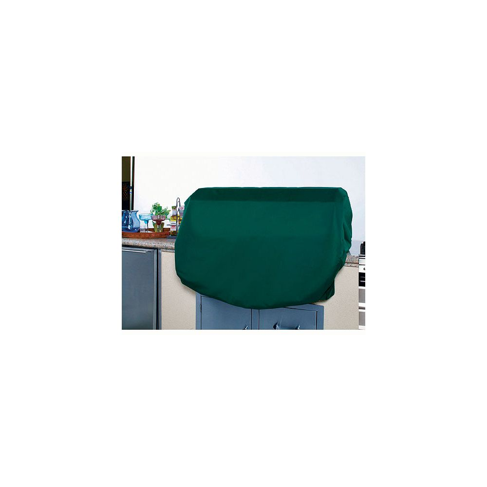Two Dogs Designs Grill Top, Hunter Green Grill Cover - 36 Inches