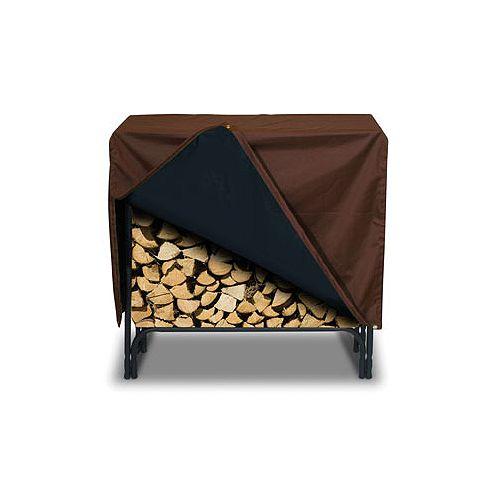 Housse Porte-Bûches - Brun Chocolat - 48 Pouces