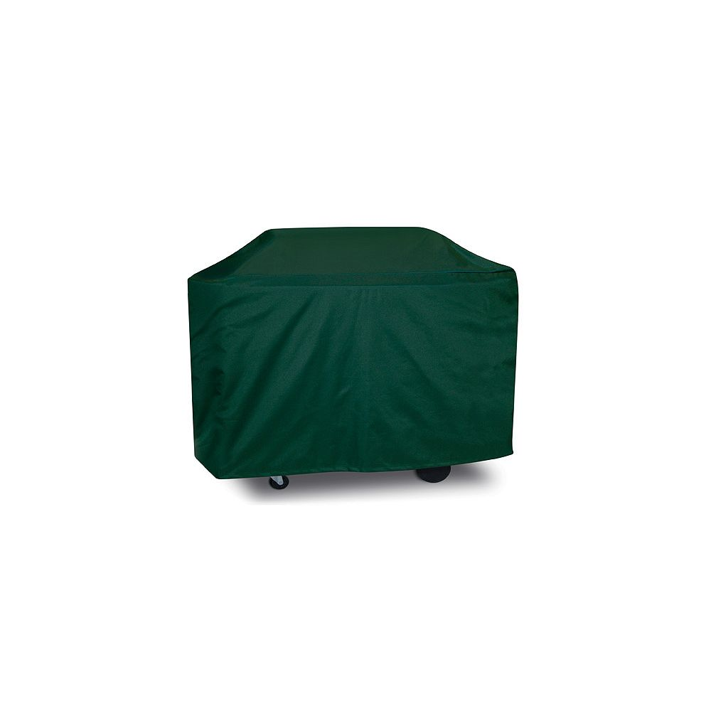 Two Dogs Designs Cart Style, Hunter Green Grill Cover - 54 Inches