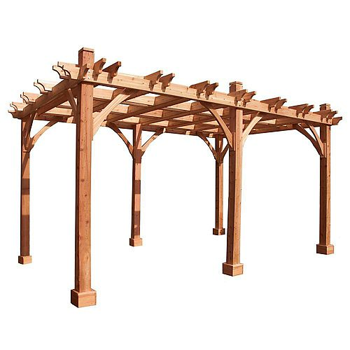 Breeze 12 ft. x 20 ft. Pergola