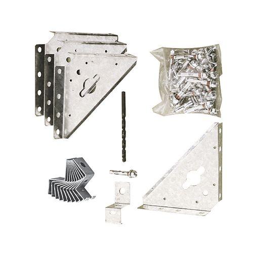 Arrow Concrete Anchor Kit