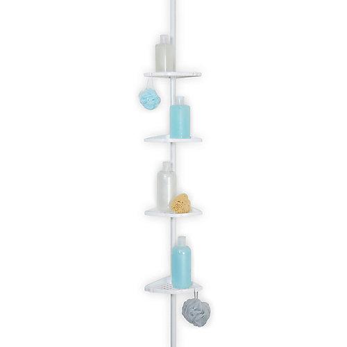 Ulti-Mate Shower Pole White