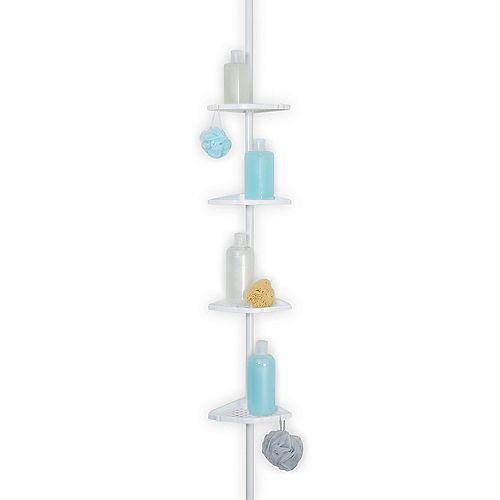 Better Living Ulti-Mate Shower Pole White