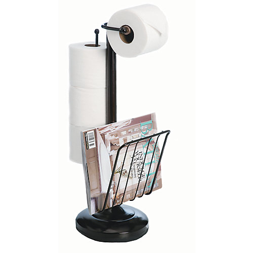 Toilet Paper Dispenser in Oil Rubbed Bronze