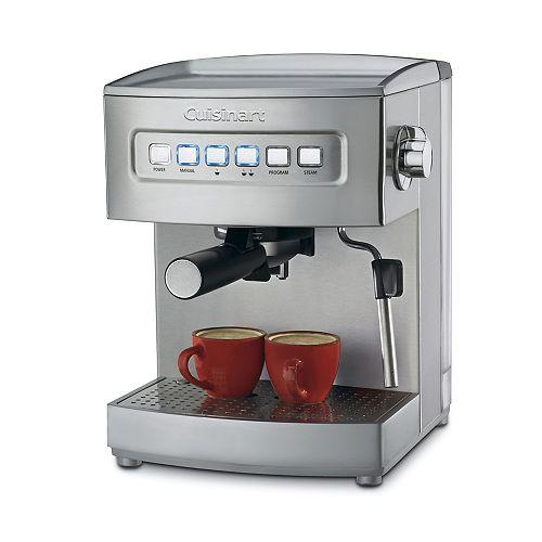 Cafetière programmable à expresso