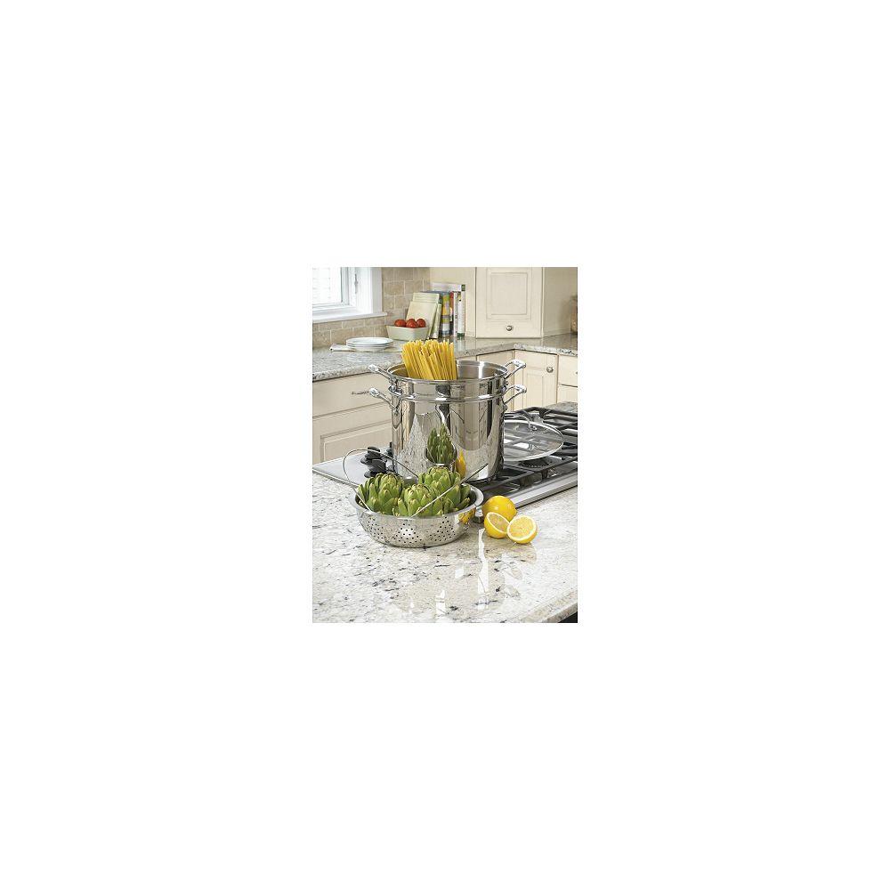 Cuisinart Classic Collection 8 Qt. Steamer/pasta Set
