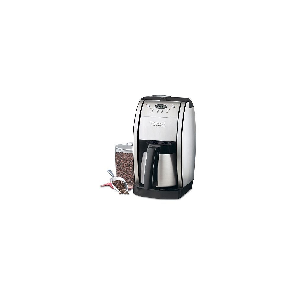 Cuisinart Grind & Brew Thermal 10-Cup Auto Coffeemaker