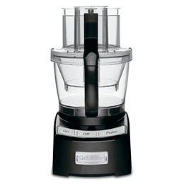 Food Processor, 12 Cup - Black