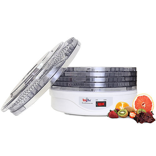 Deluxe 5-Tray Food Dehydrator