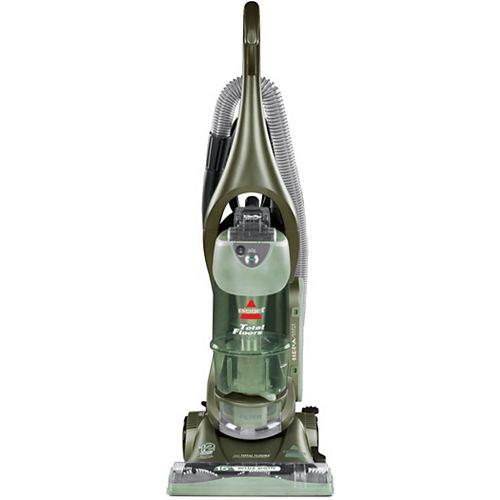 Total Floors Velocity Dual Cyclonic Vacuum